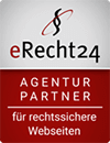 eRecht24 Agenturpartner Siegel