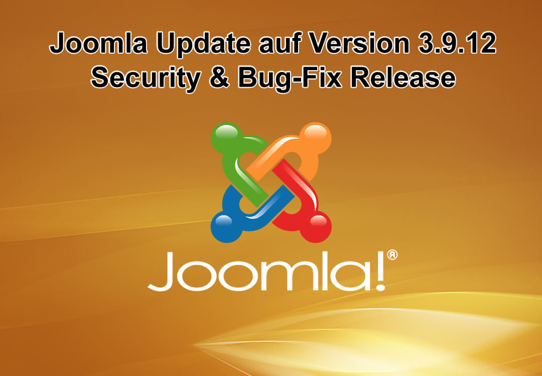 Joomla Update auf Version 3.9.11